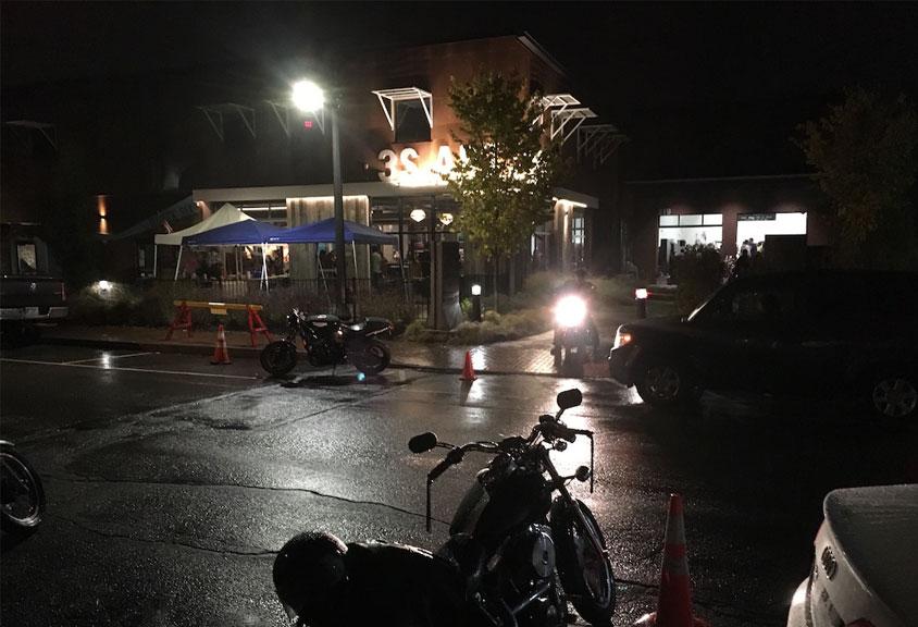 Welcome East Moto Show Outside