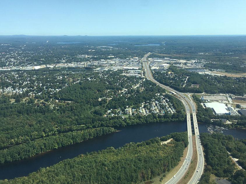 I-93 headed north
