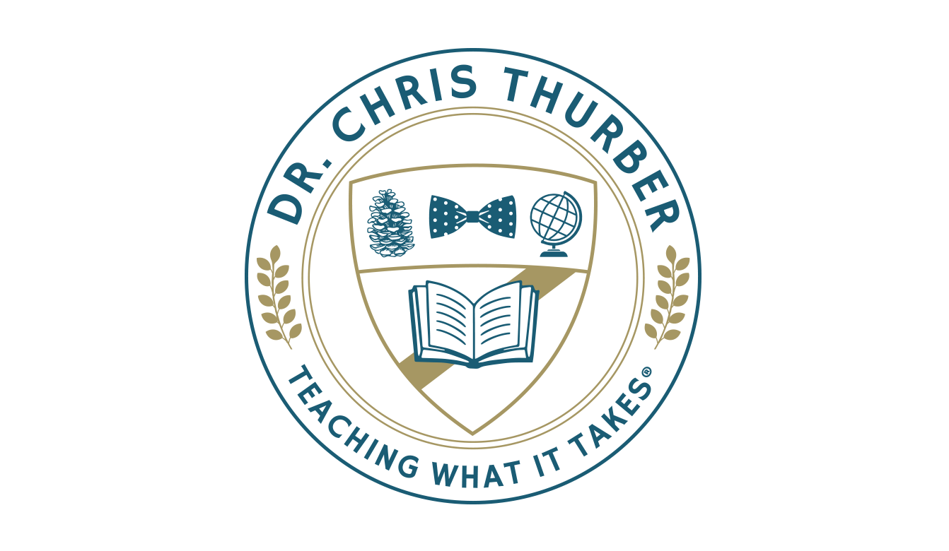 Dr Chris Thurber logo