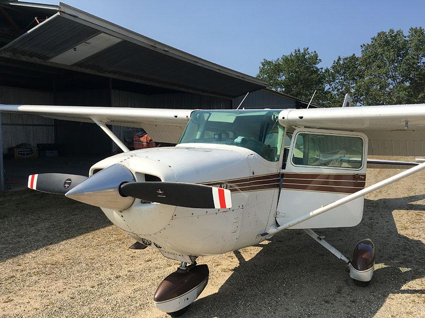 1978 Cessna Hawk XPII